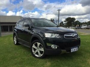 2013 Holden Captiva CG MY13 7 LX (4x4) Black 6 Speed Automatic Wagon Maddington Gosnells Area Preview