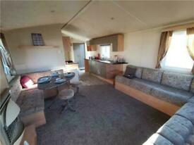 6 berth used static caravan for sale at TRECCO BAY free 2021 site fees