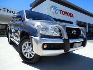 2012 Toyota Landcruiser VDJ200R MY12 GXL (4x4) Grey 6 Speed Automatic Wagon Greenway Tuggeranong Preview