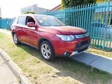 Mitsubishi Outlander Auto 06/14 Model Wrecking Canley Vale Fairfield Area Preview