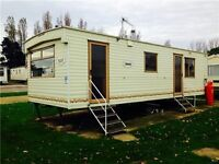 private sale static caravan for sale, sea views, family owned, 4* park, north west,finance available