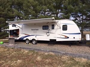 North Trail 2011 32ft Travel Trailer