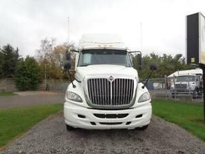 2011 INTERNATIONAL PROSTAR, CUMMINS ENGINE, NO IDLE AC SYSTEM Kitchener / Waterloo Kitchener Area image 2