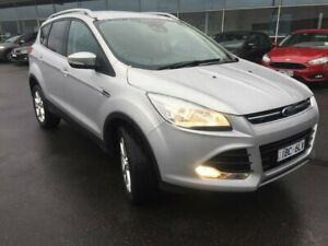 2013 Ford Kuga TF Trend AWD Silver, Chrome 6 Speed Sports Automatic Wagon Strathmore Heights Moonee Valley Preview