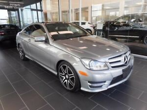 2013 Mercedes-Benz C-Class C 350, Accident Free, Lane and Blind