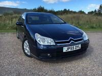 Citroen C5 2.0HDi 16v 138 Exclusive 2005 55 *LOW MILES, CLEAN CAR, NEW MOT*