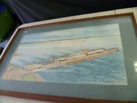 Saint John Ferry Terminal Painting