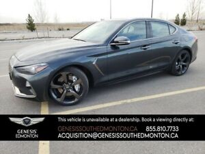 2019 Genesis G70 2.0T Sport RWD Manual (RARE, 2 sets wheels/tire