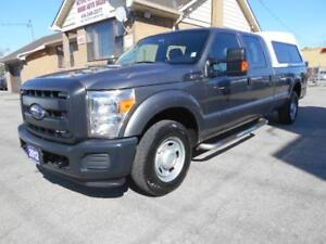 2012 FORD F250 Super Duty Crew Cab 8Ft Box RWD ONLY 33,000KMs