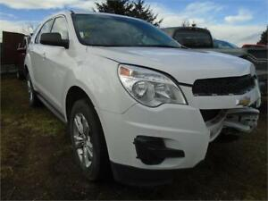 2013 Chevrolet Equinox LS- AS IS