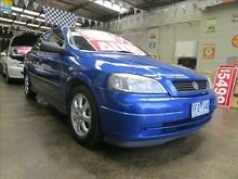 2004 Holden Astra TS Classic Blue 4 Speed Automatic Hatchback Mordialloc Kingston Area Preview