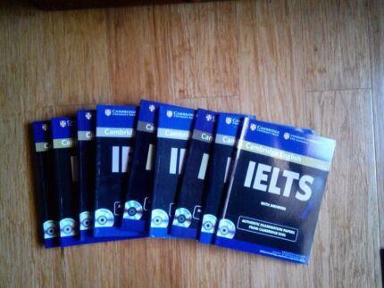 The Cambridge IELTS books 1-10/4-10/5-9 Melbourne CBD Melbourne City Preview