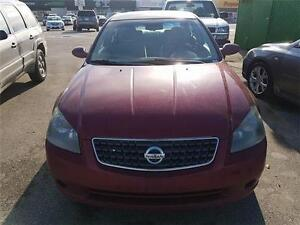 """2006 Nissan Altima 2.5 S """"NEW SAFETY"""" LOW PRICE!!!"""