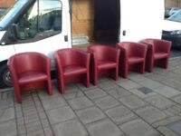 Five Lovely Pub-BBQ-Taxi-Garden Seats/Chairs For Only £50 Total