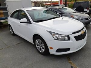 2014 Chevrolet Cruze 1LT Only 121K New 2 year MVI