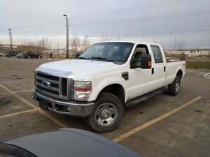 2008 Ford F-350 Diesel With Power Package