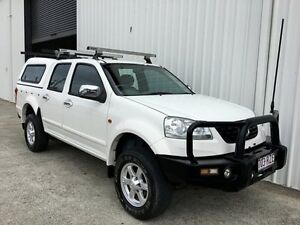 2011 Great Wall V200 K2 MY11 White 6 Speed Manual Utility Parkwood Gold Coast City Preview