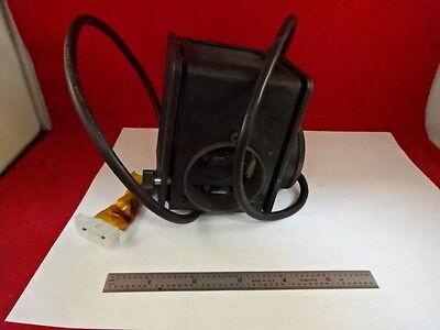 Microscope Part Nikon Japan Lamp Housing Illuminator Optics As Is 79-05