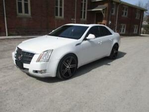 2008 Cadillac CTS Sedan All Wheel Drive + Certified