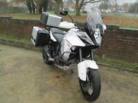 KTM 1290 SUPER ADVENTURE TOURING COMMUTING MOTORCYCLE