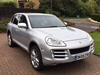 2009 (09) Porsche Cayenne 3.0 V6 Diesel, fantastic spec & condition, HPI clear, FSH and BOSE hi-fi