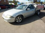 2002 Ford Falcon Auii XL (LPG) 4 Speed Automatic Cab Chassis North St Marys Penrith Area Preview