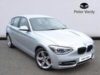 2013 BMW 1 SERIES DIESEL HATCHBACK