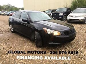 2008 HONDA ACCORD EXL - PST PAID -FINANCING AVAILABLE