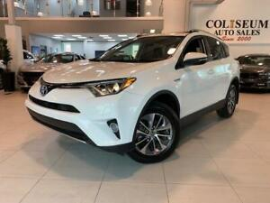 2016 Toyota RAV4 Hybrid XLE**NO ACCIDENTS** SUNROOF-CAMERA""