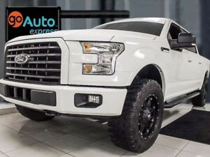 2016 Ford F-150 XLT 5.0L V8 - NAV, sunroof, power heated seats,
