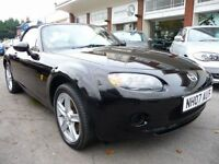 MAZDA MX-5 1.8 I 2d 125 BHP NOW REDUCED BY £500! (black) 2007