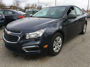 2016 Chevrolet Cruze Limited LS 47,000KM GARANTIE GM GROUP ELECT