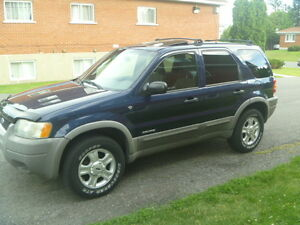 2002 Ford Escape Berline