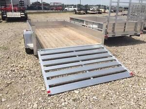 6.5ft x 12ft Open Utility Trailer (ART6.5x12OUL) London Ontario image 6