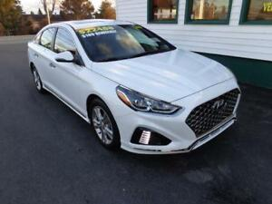 2018 Hyundai Sonata Sport for only $189 bi-weekly all in!
