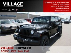 2017 Jeep Wrangler Unlimited Smoky Mountain