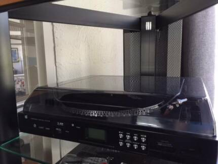 DSE AE2836 Turntable with MP3 Playback and USB / SD Encoding