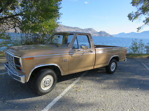 1983 FORD F-150 REDUCED 10,900.00