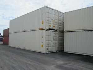 40'HC new shipping container