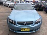 2006 Holden Commodore VE Omega Blue 4 Speed Automatic Sedan Cardiff Lake Macquarie Area Preview