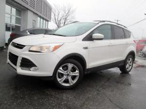 2014 Ford Escape SE BLANC PERLE NAVIGATION CAMERA