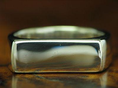 925 STERLING SILBER RING / ECHTSILBER / 7,7g / RG 56,5