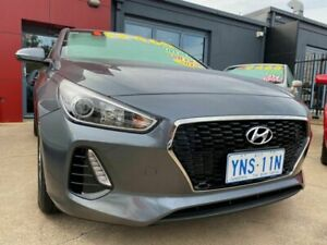 2018 Hyundai i30 PD Active Grey 6 Speed Auto Sequential Hatchback Phillip Woden Valley Preview