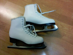 Almost new Figure skates