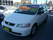 1998 Honda Odyssey 1st Gen White Automatic Wagon Lansvale Liverpool Area Preview