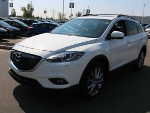 2015 Mazda CX-9 GT, 3.7L V6, Heated Leather Seats, 3 zone Climat