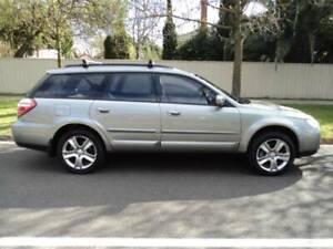 2007 Subaru Outback 2.5i LUXURY Automatic SUV Hughesdale Monash Area Preview