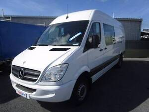 2012 MERCEDES BENZ LWB HI ROOF VAN - WANT THIS FROM $111p/w Currumbin Waters Gold Coast South Preview