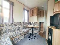 STATIC CARAVAN IN SUNNY SKEGNESS BY THE BEACH CALL 07495701402