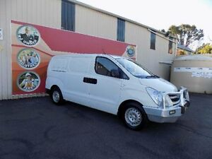 2010 Hyundai iLOAD TQ White 5 Speed Manual Van West Gosford Gosford Area Preview